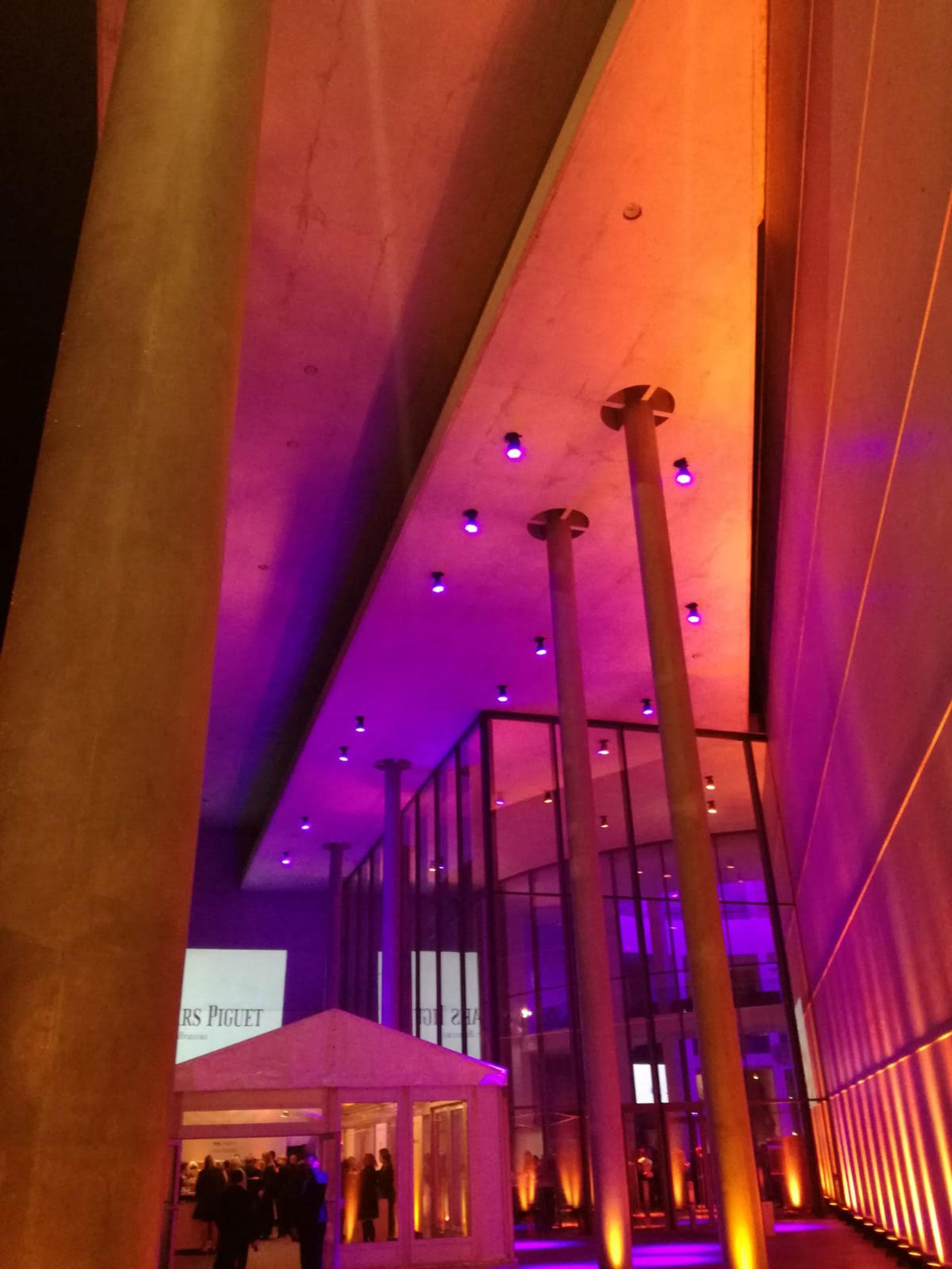 Pinfest 2019 Lichttechnik