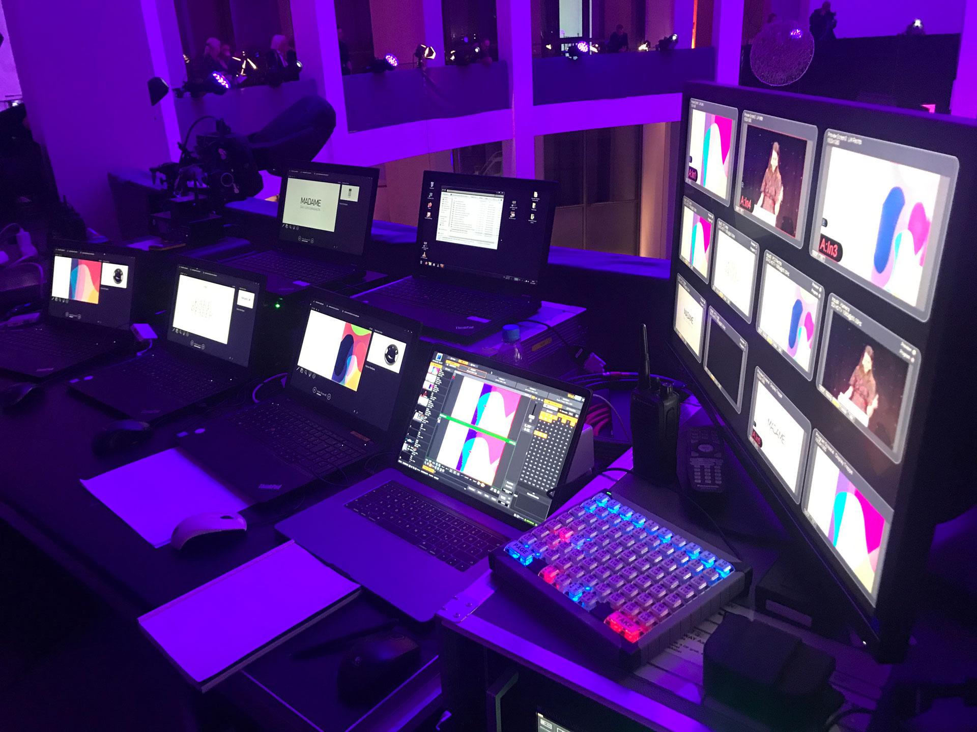 Pinfest 2019 Videotechnik