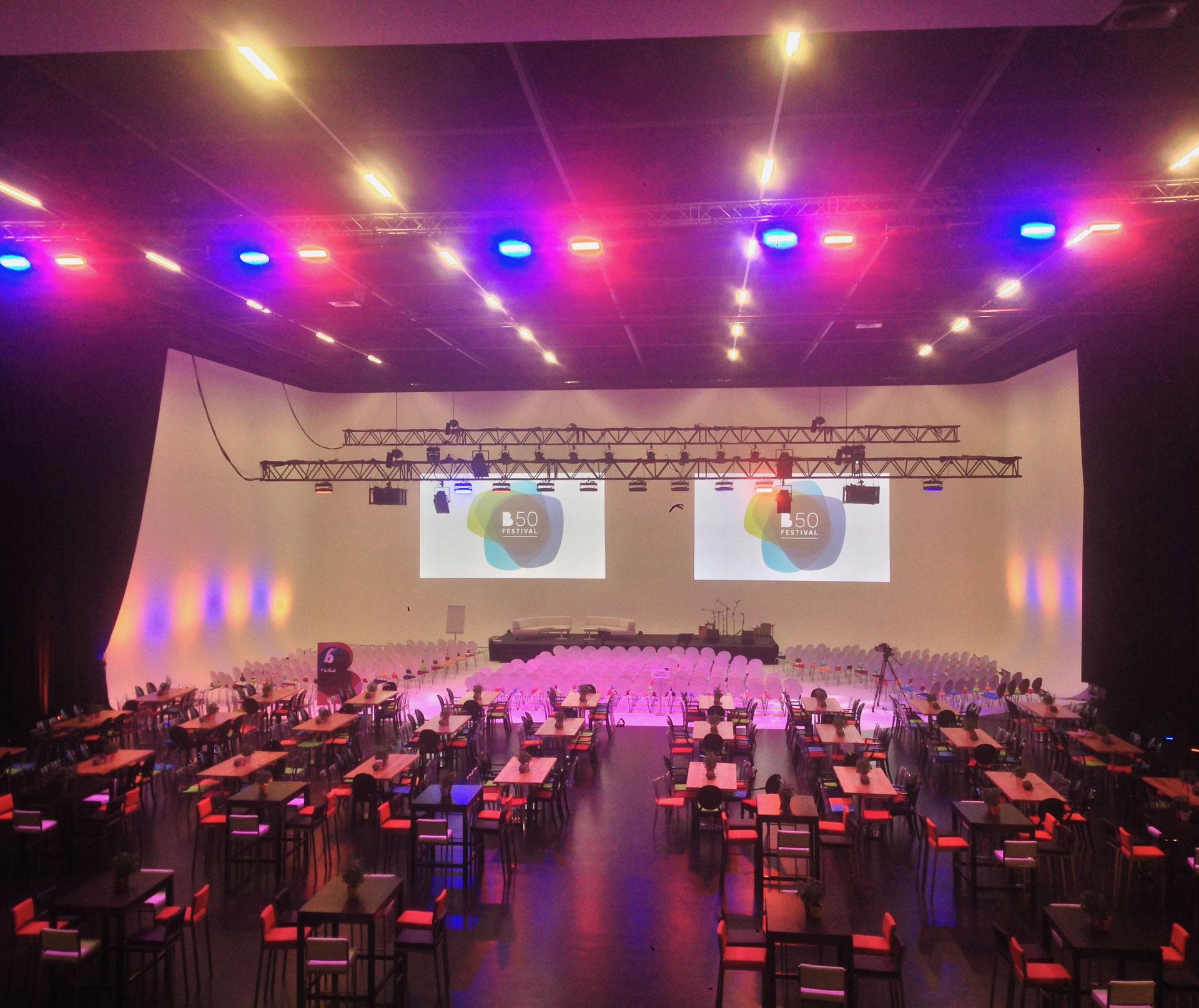50 Jahre Roland Berger Veranstaltung