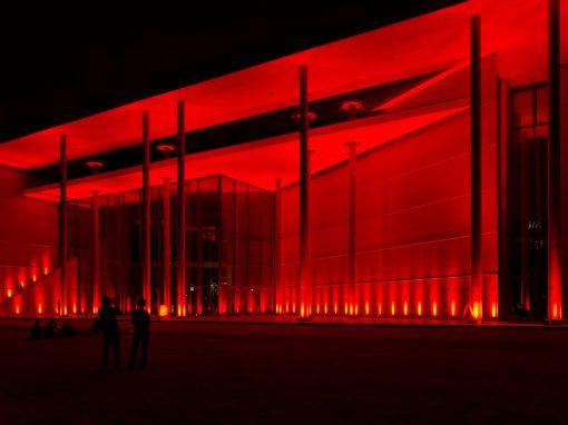 """Night of Light"" – ein flammender Appell an die Politik"